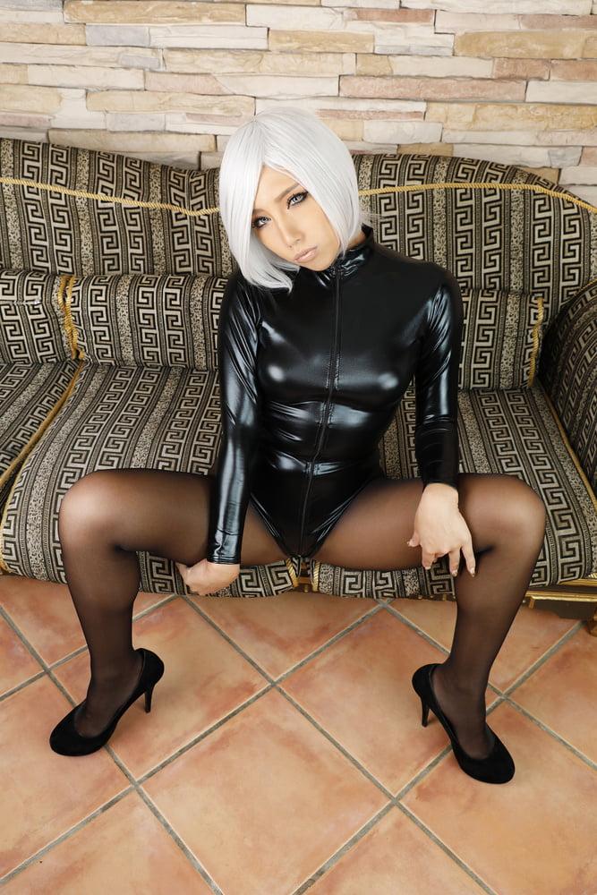 Latex Blonde